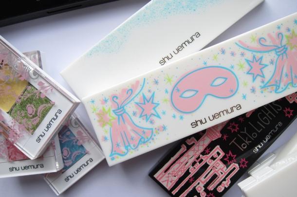 Shu Uemura Palettes - 1
