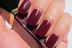 Tom Ford Nail Lacquer In 09 PlumNoir