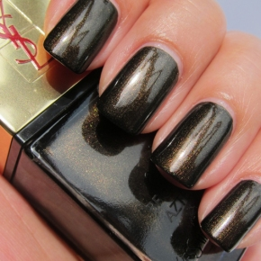Yves Saint Laurent La Lacquer COUTURE In 28 Bronze Aztec
