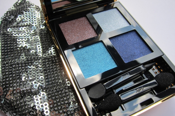YSL Boréal Palette Arctic Night 4 Wet & Dry Eyeshadows (1)