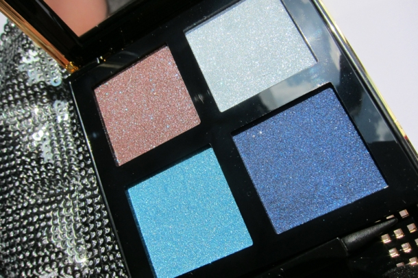 YSL Boréal Palette Arctic Night 4 Wet & Dry Eyeshadows (2)