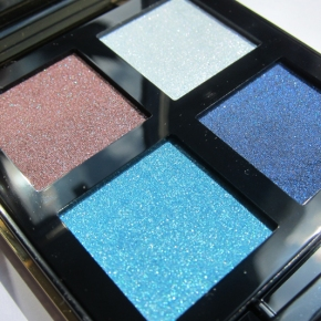 YSL Boréal Palette Artic Night 4 Wet & Dry Eyeshadows