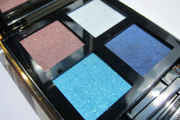 YSL Boréal Palette Arctic Night 4 Wet & Dry Eyeshadows (3)