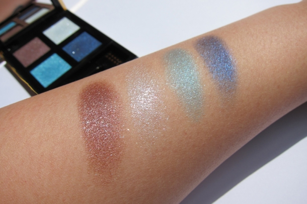 YSL Boréal Palette Arctic Night 4 Wet & Dry Eyeshadows (5)