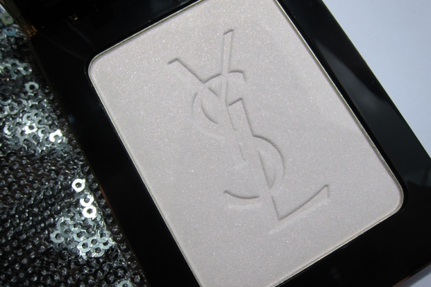 YSL Boréal Palette Polar Light Face Highlighter - Pearly Finish (2)