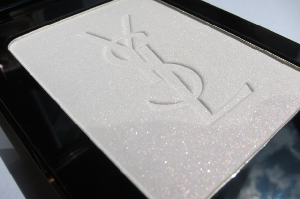YSL Boréal Palette Polar Light Face Highlighter - Pearly Finish (3)