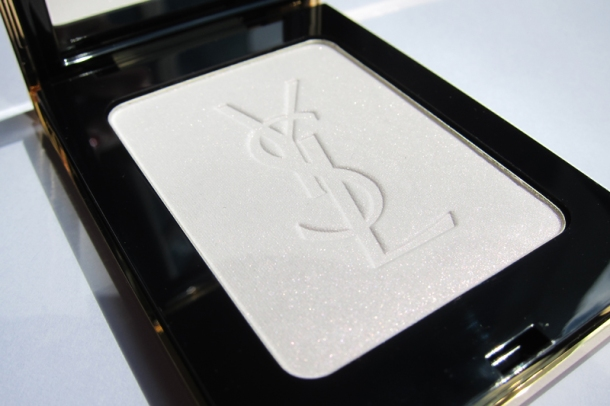 YSL Boréal Palette Polar Light Face Highlighter - Pearly Finish (4)