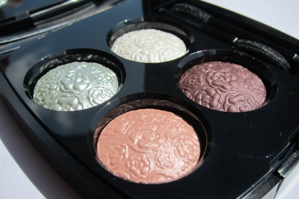 Chanel Ombres Fleuries In Délicatesse (2)