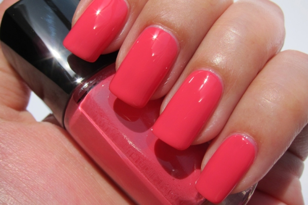 Lancôme 335N Rose Macaron Vernis In Love  (2)