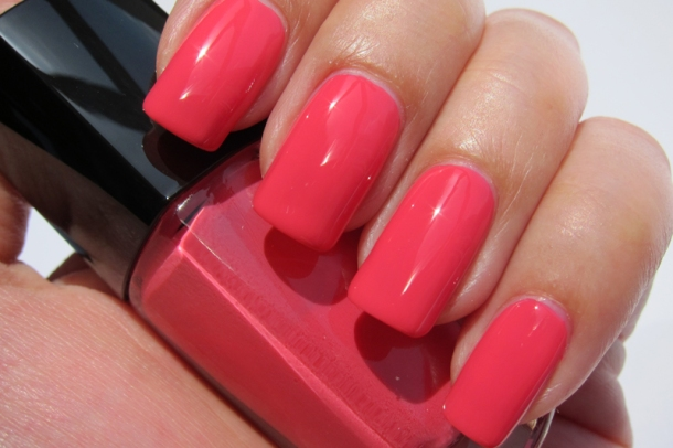 Lancôme 335N Rose Macaron Vernis In Love  (3)