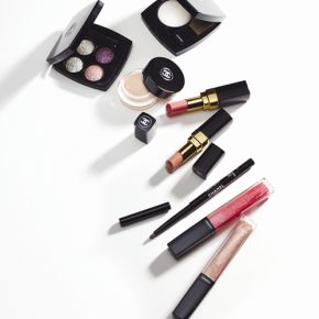 Le Blanc Delices du Chanel Makeup Collection
