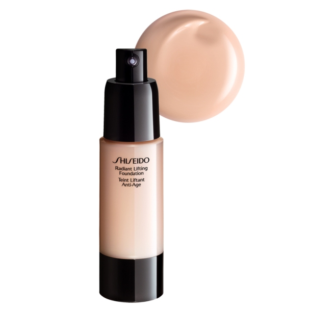 Shiseido Radiant Lifting Foundation - Featured Image
