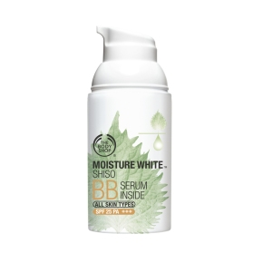 The Body Shop Moisture White™ Shiso BB Serum Inside
