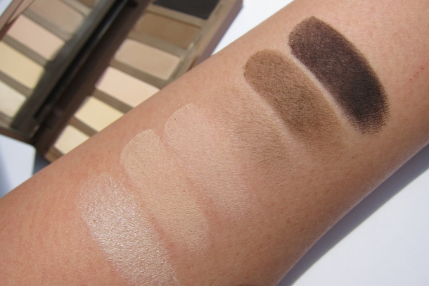 Urban Decay NAKED Basics (6)