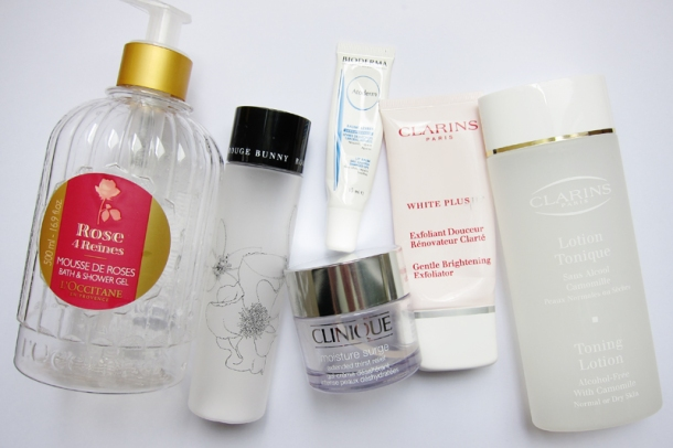 6 Empties This Month