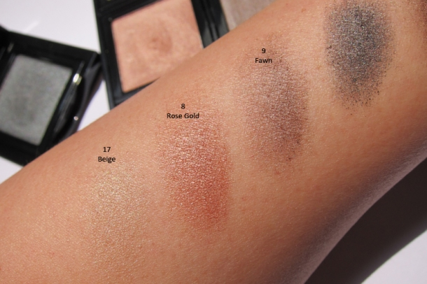 Bobbi Brown Shimmer Wash Eyeshadow In 3 Gunmetal (5)