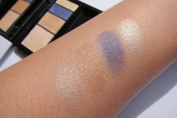 Clé de Peau BEAUTÉ Eye Color Quad In 209 Sapphire (4)