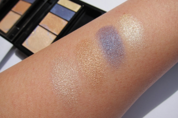 Clé de Peau BEAUTÉ Eye Color Quad In 209 Sapphire (5)