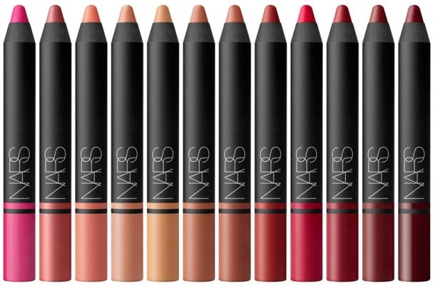 NARS Introduces 12 Satin Lip Pencils (3)