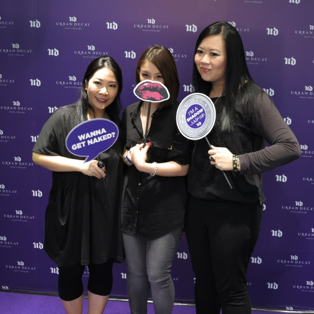 Urban Decay's NAKED Event At Sephora  (11)