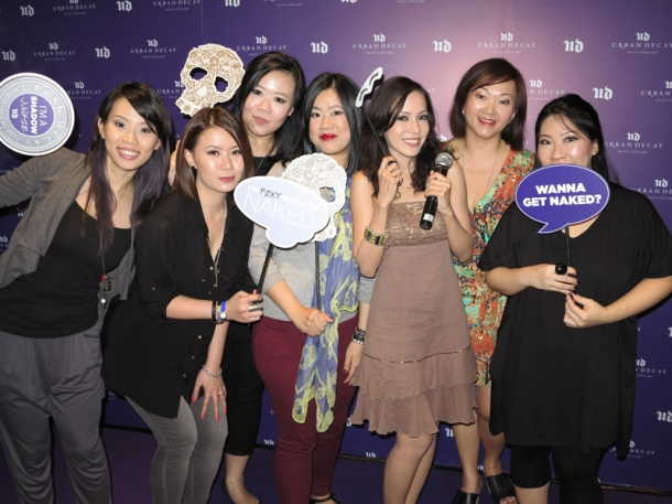Urban Decay's NAKED Event At Sephora  (12)