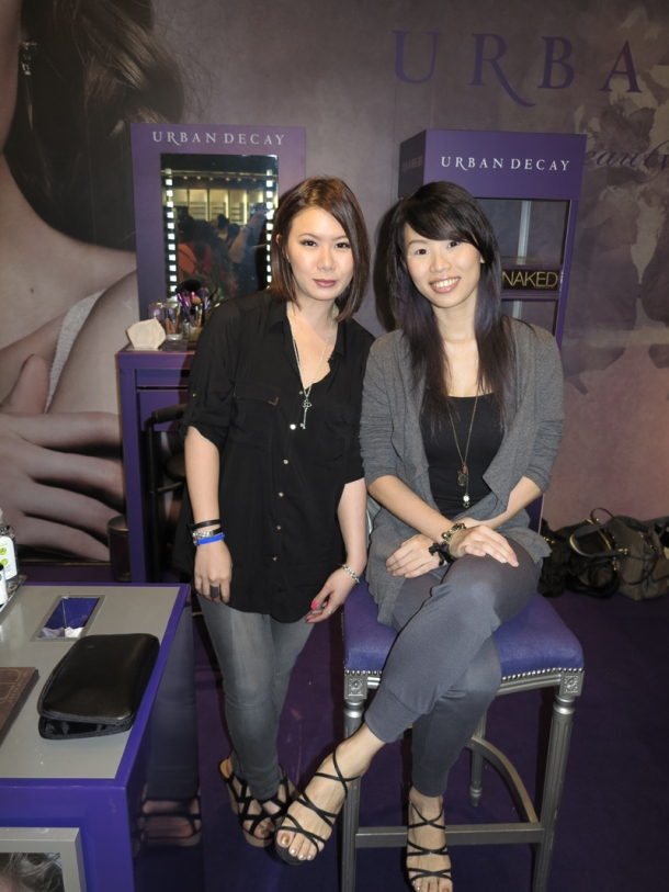 Urban Decay's NAKED Event At Sephora  (2)