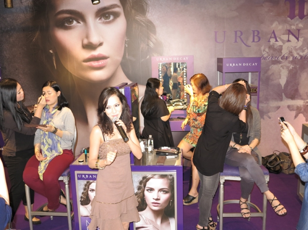 Urban Decay's NAKED Event At Sephora  (3)
