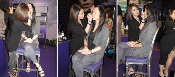 Urban Decay's NAKED Event At Sephora  (4)