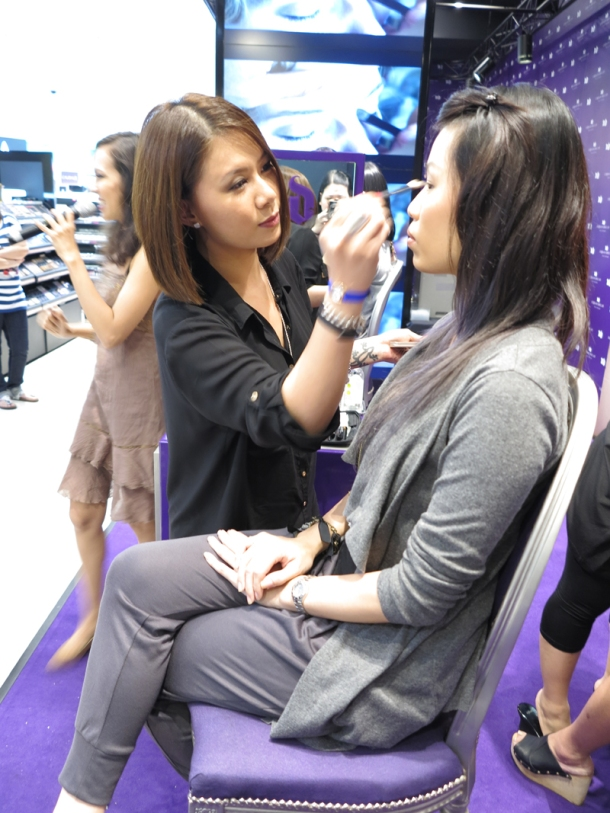 Urban Decay's NAKED Event At Sephora  (5)