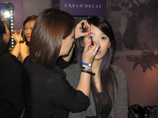 Urban Decay's NAKED Event At Sephora  (6)
