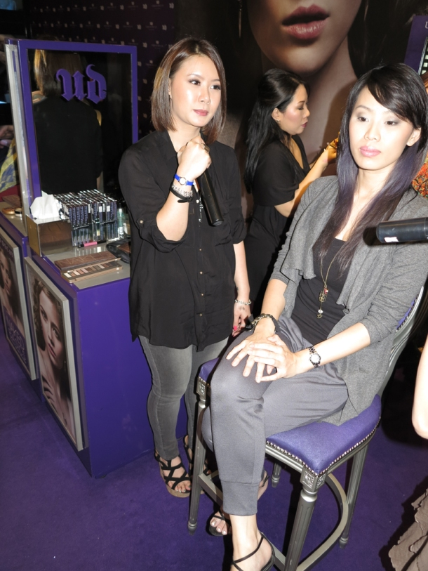 Urban Decay's NAKED Event At Sephora  (9)