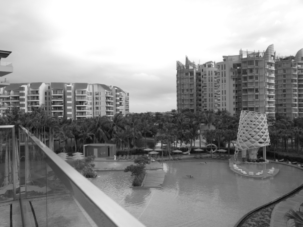 W Hotel - From the room (1)