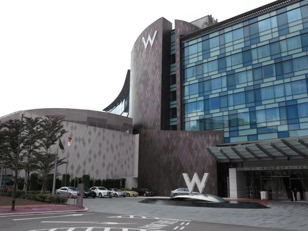 W Hotel Singapore (1)