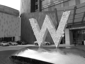 Our Weekend At W Hotel,Singapore