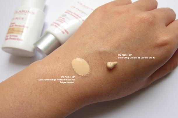 Clarins BB Cream vs Day Screen Beige (2)