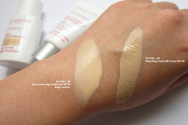 Clarins BB Cream vs Day Screen Beige (3)