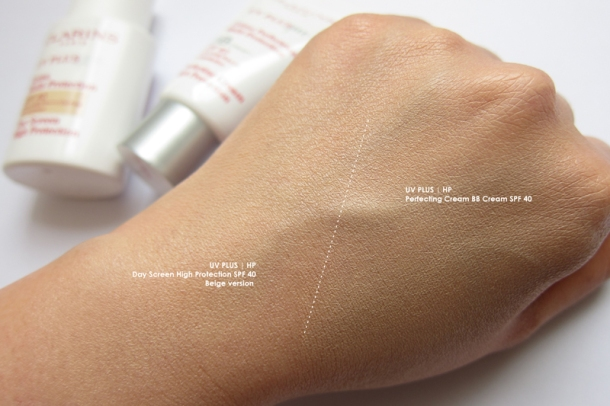 Clarins BB Cream vs Day Screen Beige (4)