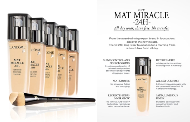 Miracle Day Out Featuring Lancôme Mat Miracle -24H- (1)