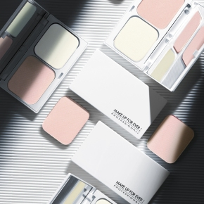 Introducing MUFE White Definition Instant Brightening Powder Foundation