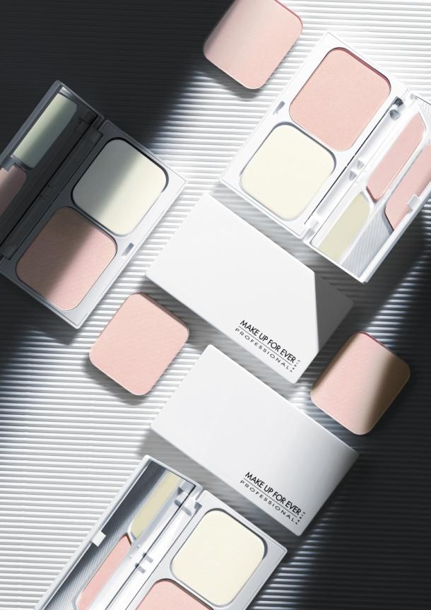 MUFE White Definition Instant Brightening Powder Foundation (2)