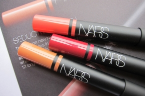 NARS Satin Lip Pencils In Floralies, Lodhi & Hyde Park