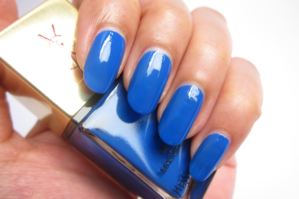 YSL Tie & Dye Pearly Coloured Top Coat In N°4 Ice Coat (4)