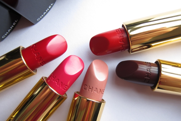 Chanel Rouge Allure Lipsticks (14)