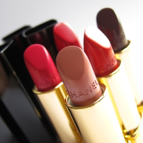 Five Gorgeous Chanel Rouge Allure Lipsticks