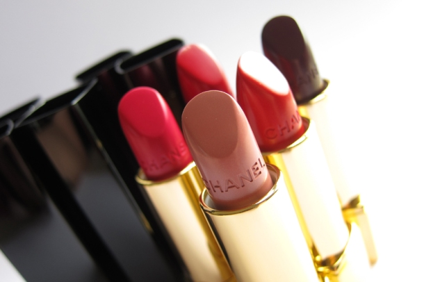 Chanel Rouge Allure Lipsticks (2)