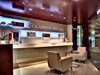 Clarins Skin Spa @ Wheelock Place - Entrance