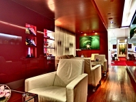 Clarins Skin Spa @ Wheelock Place - Lounge