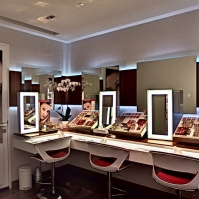 Clarins Skin Spa @ Wheelock Place - Touch-up Area