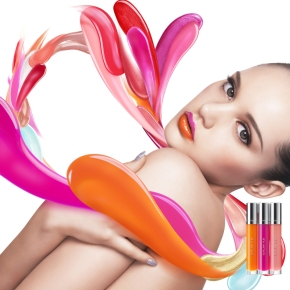 Shu Uemura Introduces NEW Shape Memorizing Gloss Unlimited