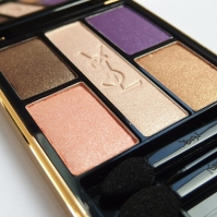 YSL Marrakesh Sunset Palette - an everyday neutral with a pop of wearable purple.